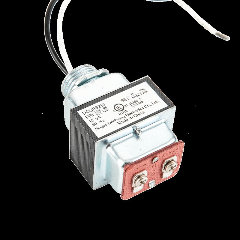 Input 110VAC Output 24VAC 10VA Transformer