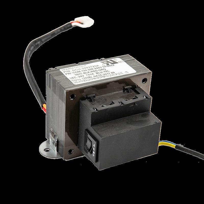 Input 120/208/240VAC Output 24VAC 75VA Transformer