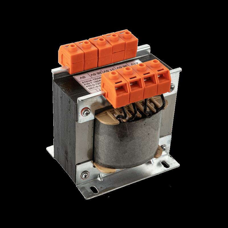 Input 120/240/415VAC Output 36/26VAC 1000VA Transformer