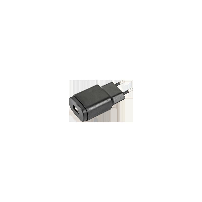 CE GS Certificate EU Plug 12VDC USB Switching Power Adapter