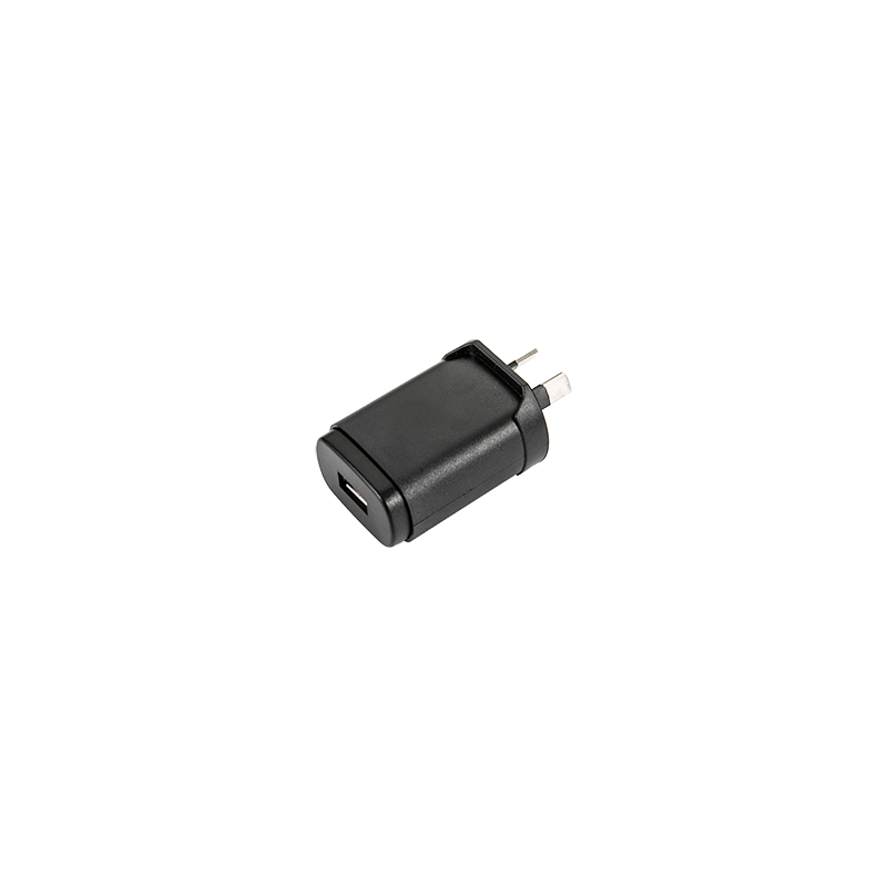 UL Certificate AU Plug 5VDC USB Switching Power Adapter