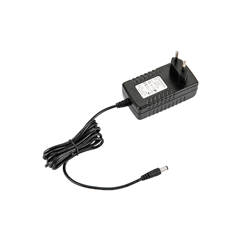 CE GS Certificate EU Plug 12VDC 3.0A Switching Power Adapter