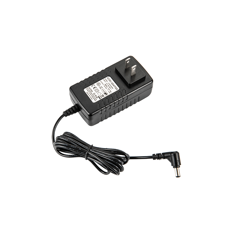 UL Certificate US Plug 24VDC 2.0A Switching Power Adapter